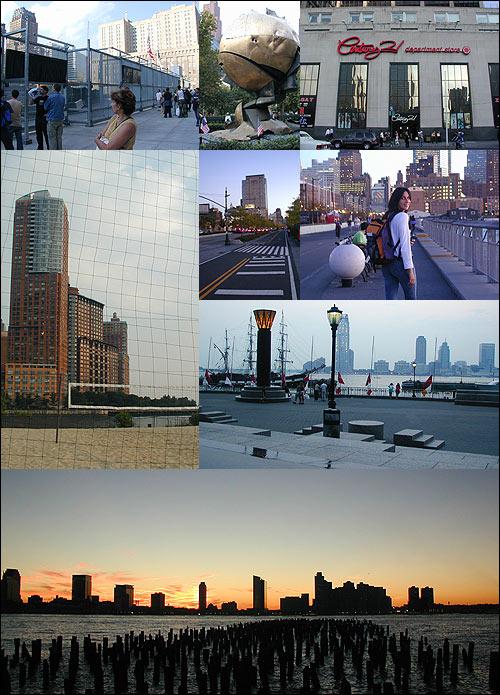 Rio Hudson, WTC