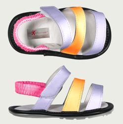 sandalia de criancas